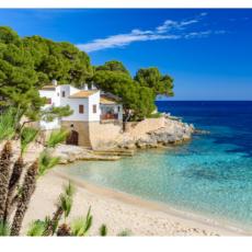 Les îles espagnoles, les baléares