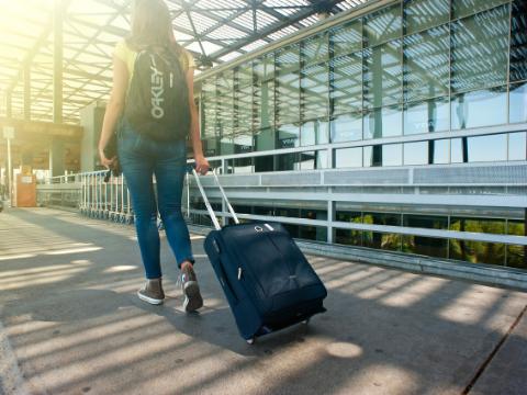 Voyage en avion en Espagne Test PCR