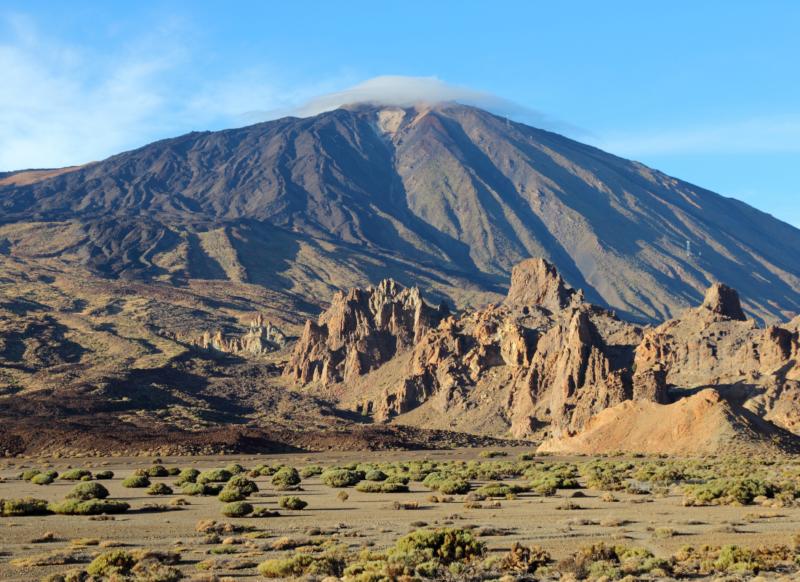 Tenerife îles des canaries