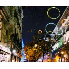 Activités Noël Madrid
