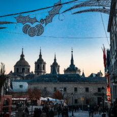 Comunidad de Madrid pour Noël el Escorial