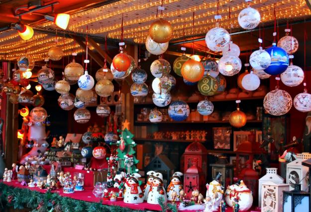 Mercadillo Navidad Madrid