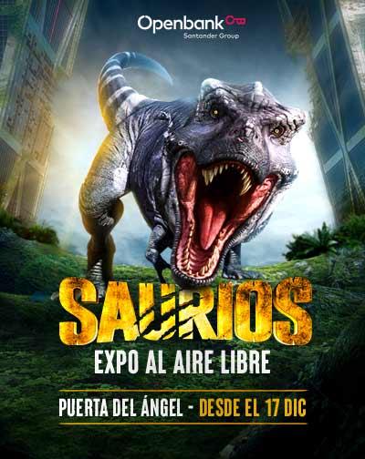 Exposition Saurios pour les amoureux des dinosaures