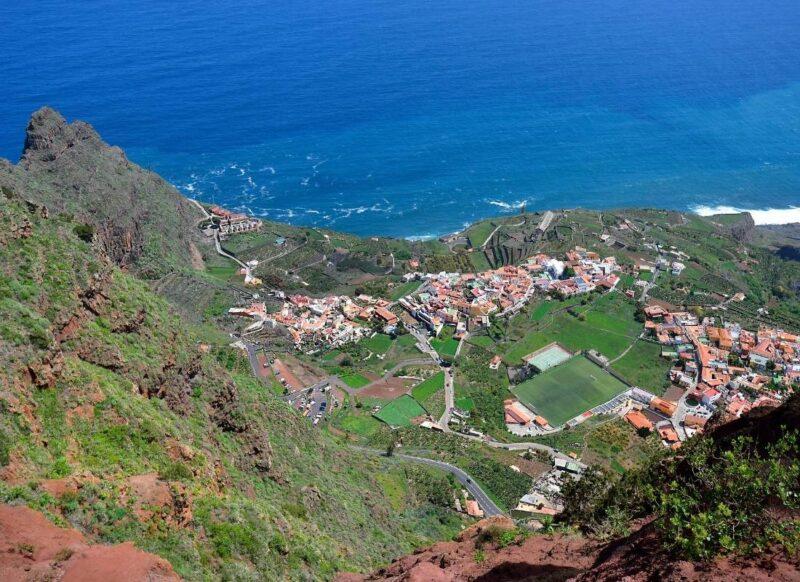 vacances en Espagne île de Gomera