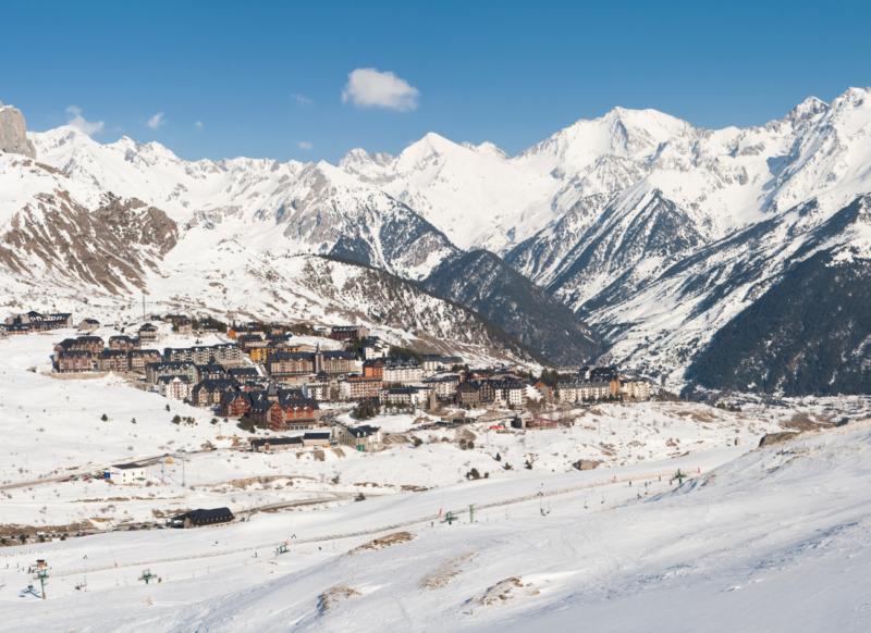 Les stations de ski en Espagne