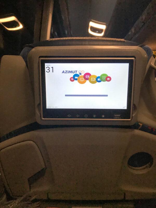 Voyager responsable en Espagne en bus
