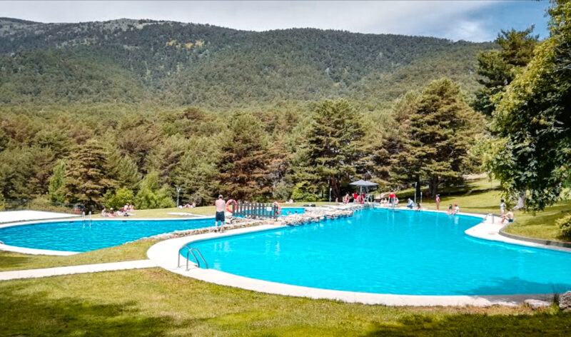 Cercedilla piscine