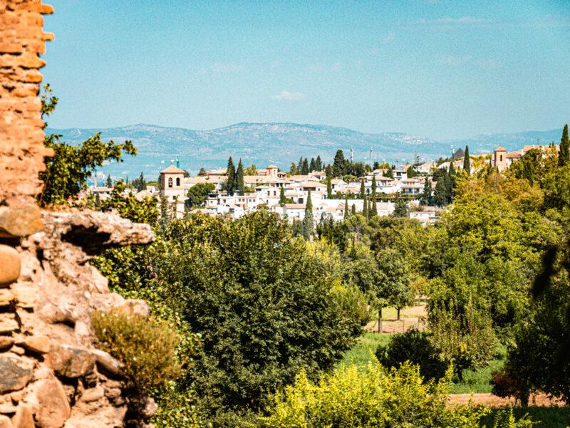 visiter l'Alhambra grenade