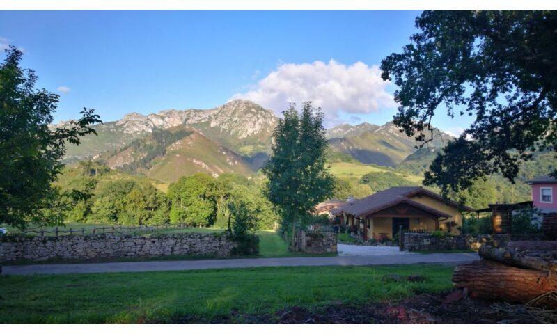 louer une maison en Espagne : Maison nature à Cangas de onis location en cantabie