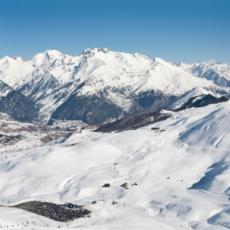 Skier en Espagne