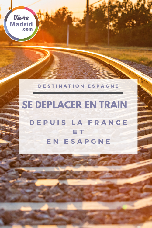 train pour aller en Espagne