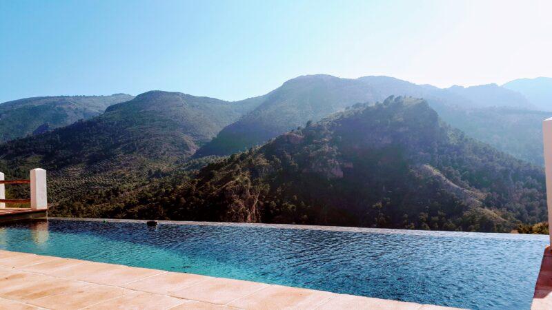 trouver une maison en pleine nature en Espagne