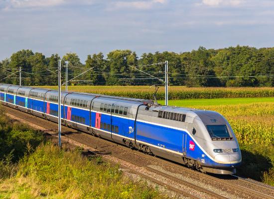 Voyager en Train pour l'Espagne