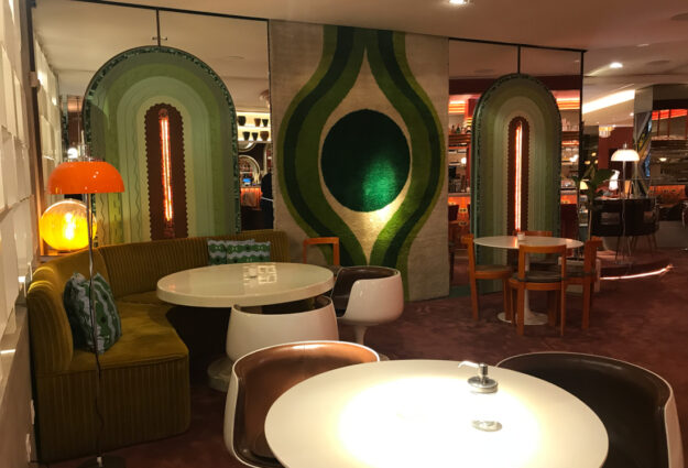 restaurants à Madrid