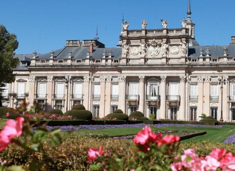 visiter le Palais san ildefonso