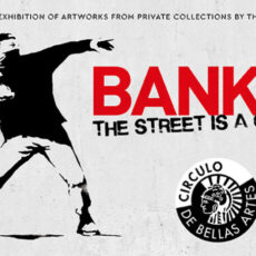 Banksy expo madrid