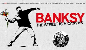 Banksy expo madrid