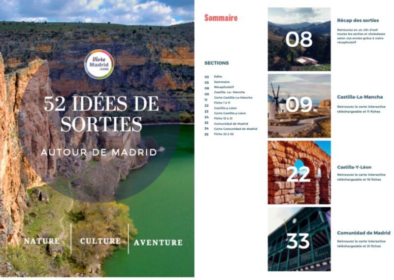 52 idées de sorties autour de Madrid