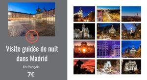 Madrid de nuit