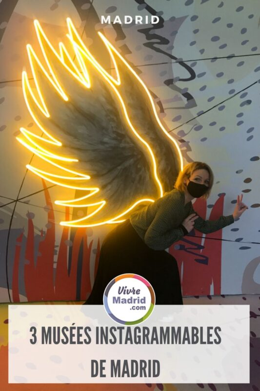 musées instagrammables madrid