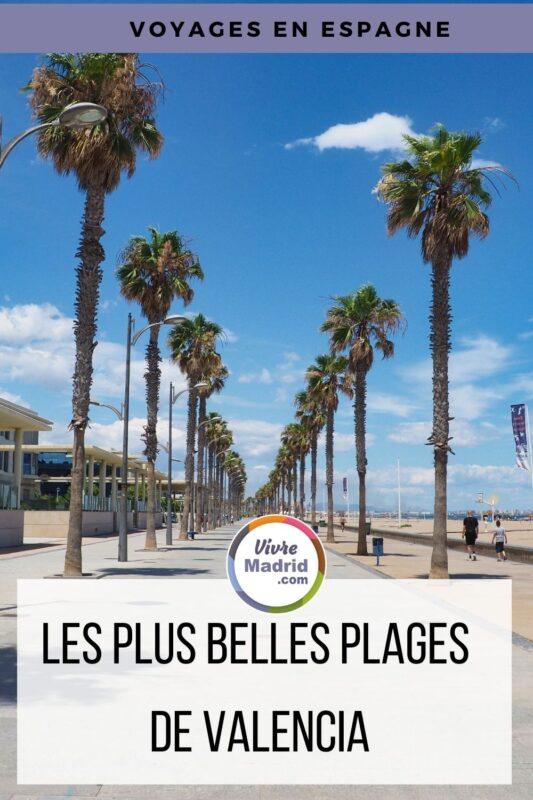 plages de Valence