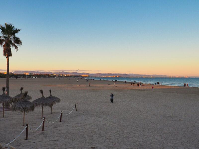 playa cabanal valence