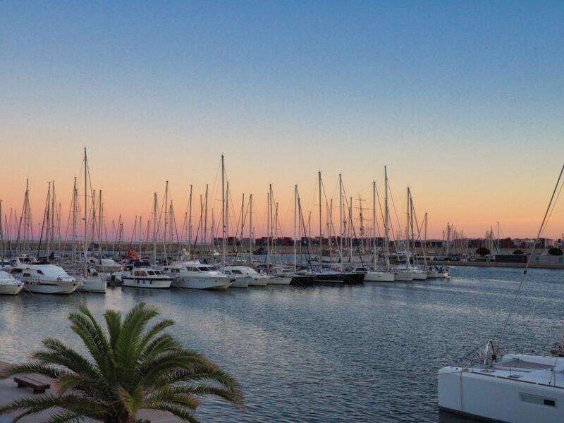 port de Valencia