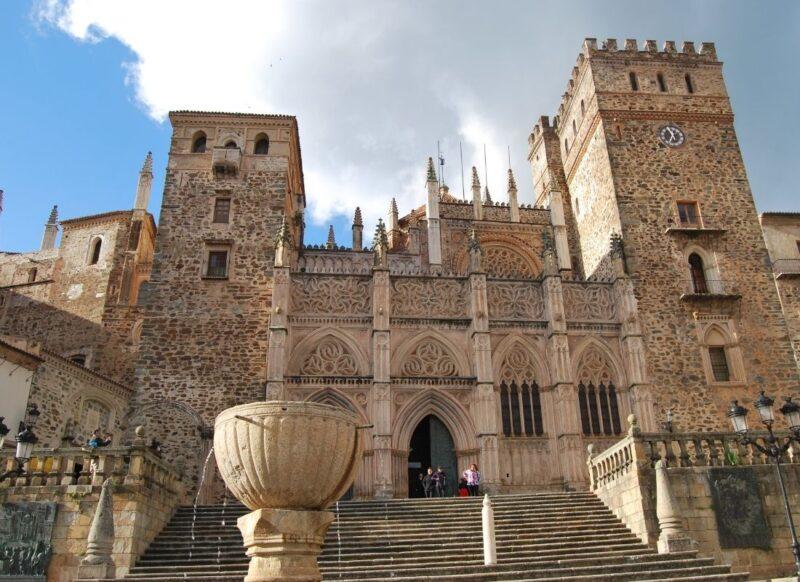 que voir en Extremadura