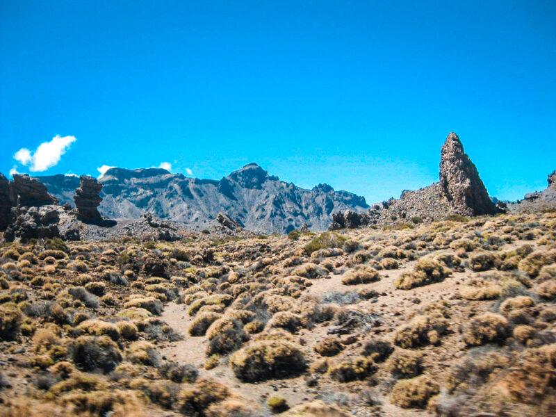 que faire à Ténérife - incontournables à Tenerife