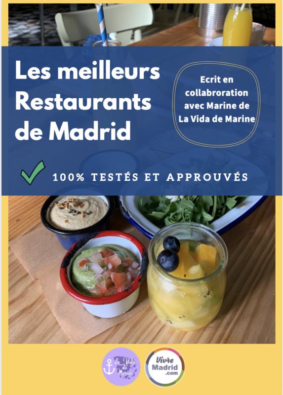 guide restaurants madrid