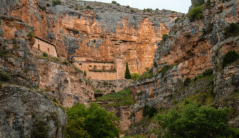 payages naturels d'Espagne zaragosse