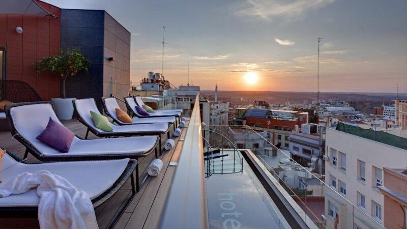 Hôtel indigo Madrid