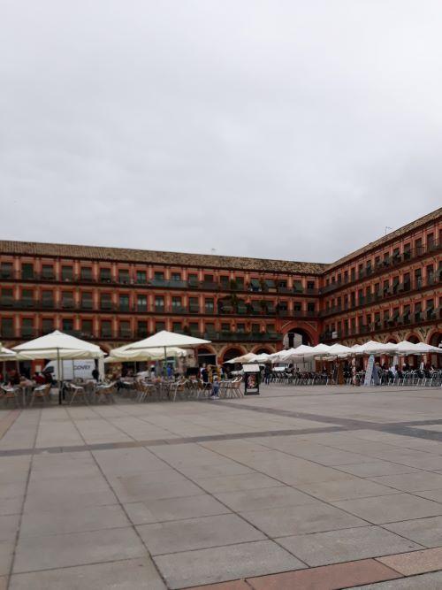 Cordoue plaza mayor