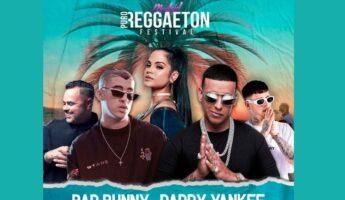 Festival reggaeton madrid 2021