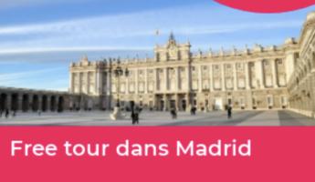 visite gratuite en français madrid