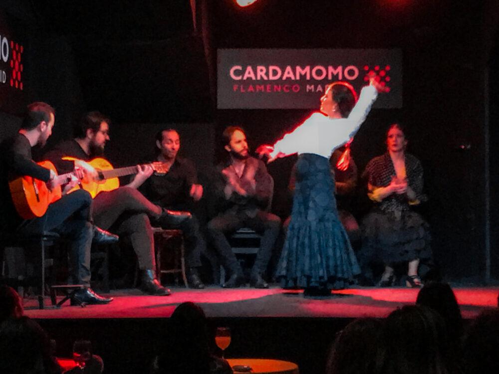 spectacle de Flamenco