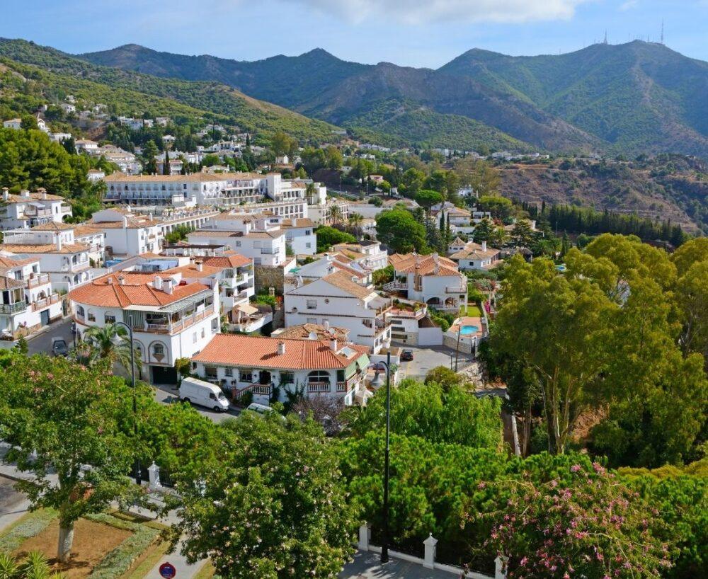 visiter Mijas Andalousie : plus beaux villages blancs d'Andalousie