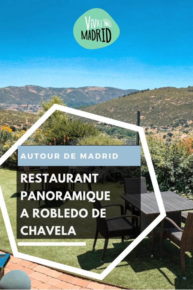 restaurant à Robledo de Chavela