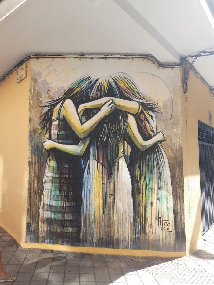 Salamanque street art
