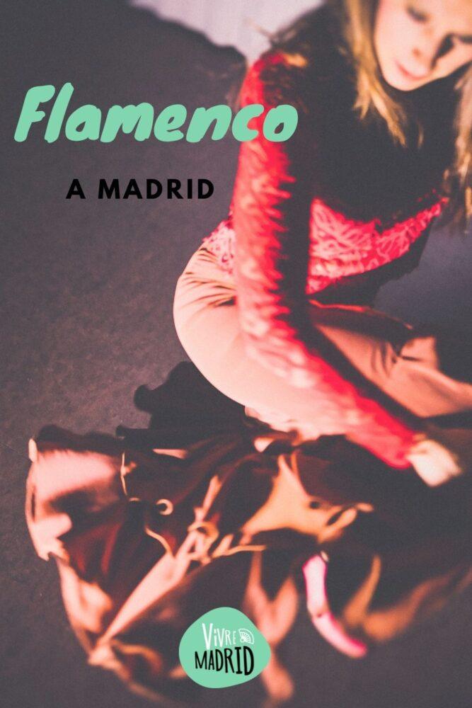 spectacle flamenco MAdrid