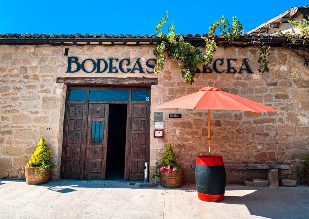 Bodega Lecea
